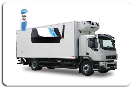 Truck Minder Cost Effective Temperature Monitoring